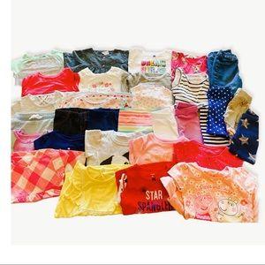 Carters 2T Clothes Bundle ( 32 pieces)